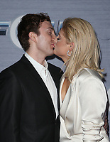 WEST HOLLYWOOD, CA - FEBRUARY 8: Daryl Sabara, Meghan Trainor, at The FOX season finale viewing party for The Four: Battle For Stardom at Delilah in West Hollywood, California on February 8, 2018. <br /> CAP/MPI/FS<br /> &copy;FS/MPI/Capital Pictures