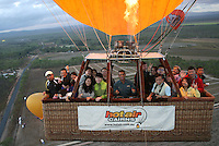 20141115 15 November Hot Air Balloon Cairns