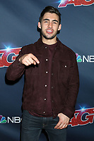 """LOS ANGELES - SEP 10:  Dom Chambers at the """"America's Got Talent"""" Season 14 Live Show Red Carpet at the Dolby Theater on September 10, 2019 in Los Angeles, CA"""
