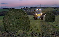 Silage picture, Leeds. Howard has an extended caption for this.