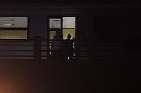 RIO DE JANEIRO,  25/03/2019: TEMER-RIO - O ex-presidente da República Michel Temer (MDB) (2º d/e) deixa a sede da Superintendência da Polícia Federal (PF) no Rio de Janeiro, no centro da cidade, nesta segunda-feira, 25. Sua libertação foi autorizada pelo desembargador Ivan Athié. (Foto: Ellan Lustosa/Código19)