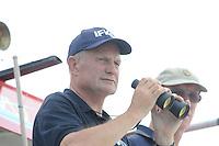 ZEILEN: IFKS Skûtsjesilen, Voorzitter Sicko Heldoorn, ©foto Martin de Jong