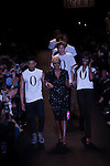 Merecedes-Benz  Fashion Week NY: Naomi Campbell Fashion for Relief 2015