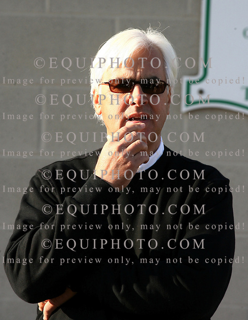 Bob Baffert.Photo By EQUI-PHOTO