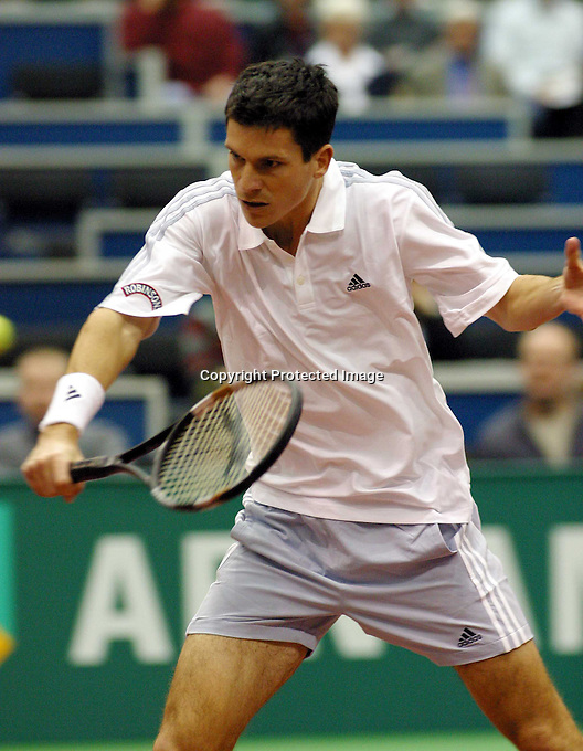 Tim Henman looses to Ljubicic 6-4/6-2