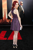 "HOLLYWOOD, LOS ANGELES, CA, USA - MAY 08: Chloe Dykstra at the Los Angeles Premiere Of Warner Bros. Pictures And Legendary Pictures' ""Godzilla"" held at Dolby Theatre on May 8, 2014 in Hollywood, Los Angeles, California, United States. (Photo by Xavier Collin/Celebrity Monitor)"
