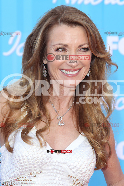 Jane Seymour at Fox's 'American Idol 2012' Finale Results Show at Nokia Theatre L.A. Live on May 23, 2012 in Los Angeles, California. ©mpi27/MediaPunch Inc.