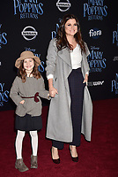 LOS ANGELES, CA - NOVEMBER 29: Tiffani Thiessen attends the Premiere Of Disney's 'Mary Poppins Returns' at El Capitan Theatre on November 29, 2018 in Los Angeles, California.<br /> CAP/ROT/TM<br /> &copy;TM/ROT/Capital Pictures