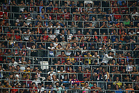 Fans during the UEFA SUPERCUP match between Liverpool and Chelsea at Vodafone Park in Istanbul , Turkey on August 14 , 2019. PUBLICATIONxNOTxINxTUR<br /> Foto Imago/Insidefoto