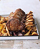 Roast Beef with Potato & Parsnips