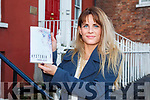 Audrey Reidy from Tralee is launching her book 'Hysteria' tomorrow Friday.