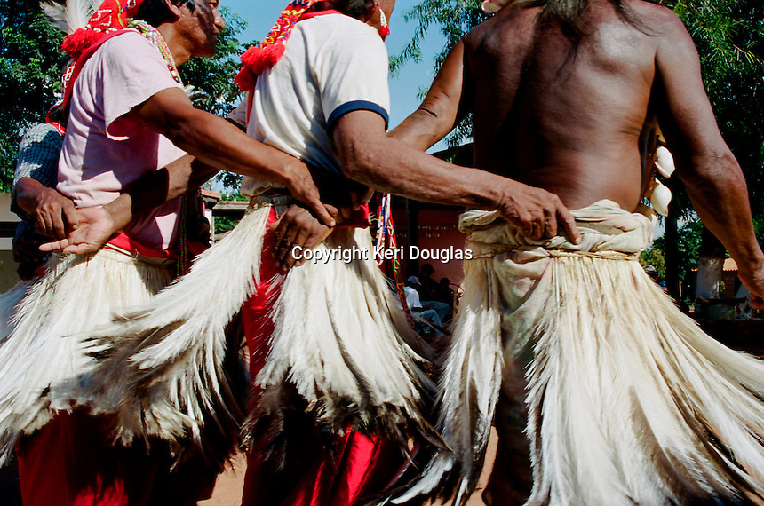 Hands, Maka Indian elders. Maka Indigenous communities impacted by timber industry in the north. Asuncion area, Paraguay.