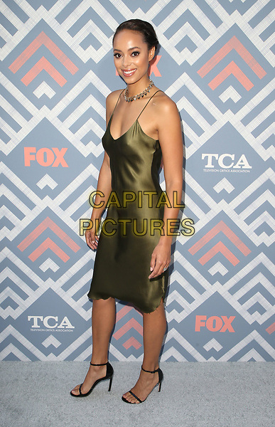 08 August 2017 - West Hollywood, California - Amber Stevens West. 2017 FOX Summer TCA Party held at SoHo House. <br /> CAP/ADM/FS<br /> &copy;FS/ADM/Capital Pictures