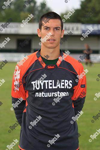 2010-07-27 / Voetbal / seizoen 2010-2011 / Dessel Sport / Bruno Luca ..Foto: mpics
