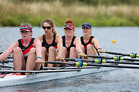 Race: 156  W.4x- (Band 1)  Final<br /> <br /> Peterborough Summer Regatta 2018 - Saturday<br /> <br /> To purchase this photo, or to see pricing information for Prints and Downloads, click the blue 'Add to Cart' button at the top-right of the page.