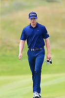 Grant Forrest (SCO) walks onto the 16th green during Sunday's Final Round of the Dubai Duty Free Irish Open 2019, held at Lahinch Golf Club, Lahinch, Ireland. 7th July 2019.<br /> Picture: Eoin Clarke | Golffile<br /> <br /> <br /> All photos usage must carry mandatory copyright credit (© Golffile | Eoin Clarke)