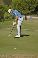Liam Johnston (SCO) during round 1 of the Portugal Masters, Dom Pedro Victoria Golf Course, Vilamoura, Vilamoura, Portugal. 24/10/2019<br /> Picture Andy Crook / Golffile.ie<br /> <br /> All photo usage must carry mandatory copyright credit (© Golffile | Andy Crook)