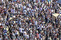 SAO PAULO, SP, 28.07.2013 - CAMP. BRASILEIRO - CORINTHIANS X SÃO PAULO - Torcedor antes da partida entre Corinthians e São Paulo pela nona rodada do Campenato Brasileiro no Estádio Paulo Machado de Carvalho, o Pacaembu, na tarde deste domingo, 28. (Foto: William Volcov / Brazil Photo Press).