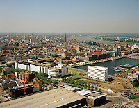 Juni 1999. Willemdok in Antwerpen.