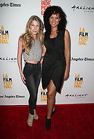 "15 June 2017 - Culver City, California - Morgan Weed, Natalie Wachen. 2017 Los Angeles Film Festival - Premiere Of ""Becks"" held at ArcLight Culver City. Photo Credit: F. Sadou/AdMedia"