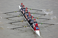 Crew: 163   Pangbourne College Boat Club   Girls School First 8<br /> <br /> Schools' Head of the River 2018<br /> <br /> To purchase this photo, or to see pricing information for Prints and Downloads, click the blue 'Add to Cart' button at the top-right of the page.