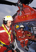 Rega, elicottero per il soccorso e trasporto di organi da trapiantare.<br /> Rega helicopter for rescue and transport of organs for transplant.