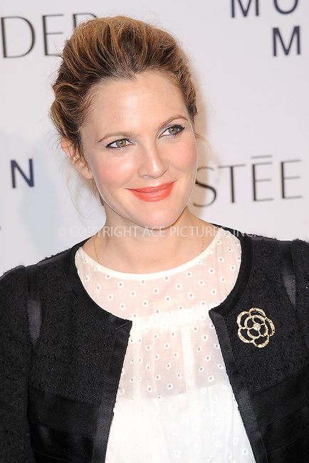 WWW.ACEPIXS.COM<br /> September 12, 2013...New York City<br /> <br /> Drew Barrymore attending the Estee Lauder 'Modern Muse' Fragrance Launch Party at the Guggenheim Museum on September 12, 2013 in New York City.<br /> <br /> Please byline: Kristin Callahan/Ace Pictures<br /> <br /> Ace Pictures, Inc: ..tel: (212) 243 8787 or (646) 769 0430..e-mail: info@acepixs.com..web: http://www.acepixs.com