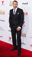 PASADENA, CA, USA - OCTOBER 10: Rafael Amaya arrives at the 2014 NCLR ALMA Awards held at the Pasadena Civic Auditorium on October 10, 2014 in Pasadena, California, United States. (Photo by Celebrity Monitor)