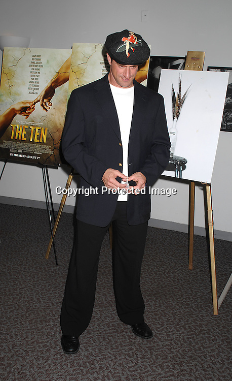 """Chris Meloni..posing for photographers at The New York Premiere of..""""The Ten"""" on July 23, 2007 at The DGA Theatre in New York City. ..Robin Platzer, Twin Images....212-935-0770"""