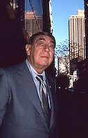Howard Cosell 1986 By Jonathan Green