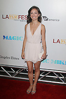 Kate Easton at the premiere of 'Magic Mike' at the closing night of the 2012 Los Angeles Film Festival held at Regal Cinemas L.A. Live on June 24, 2012 in Los Angeles, California. © mpi25/MediaPunch Inc. /NORTEPHOTO.COM<br />
