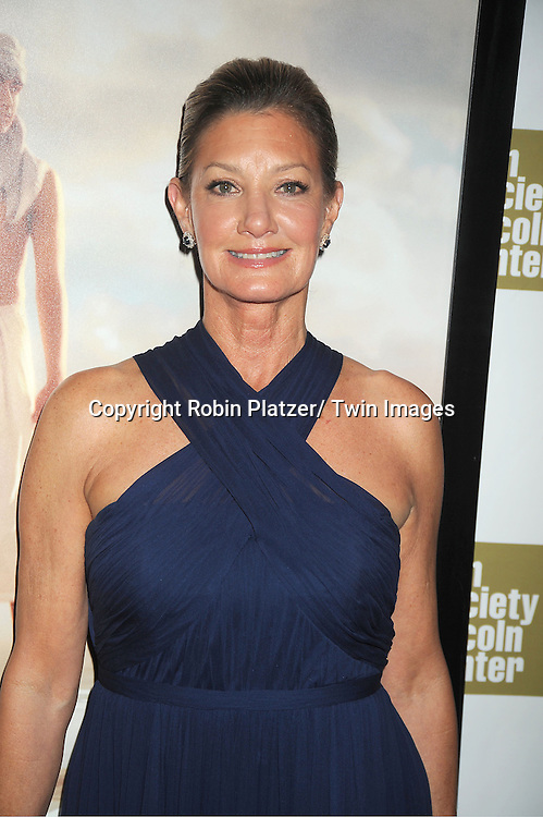 "Elizabeth Gabler attends the 50th Annual New York Film Festival Opening Night Gala presentation of ""Life of Pi"" starring Suraj Sharma and directored by Ang Lee on September 28, 2012 in New York City. The screening was at Alice Tully Hall at Lincoln Center."