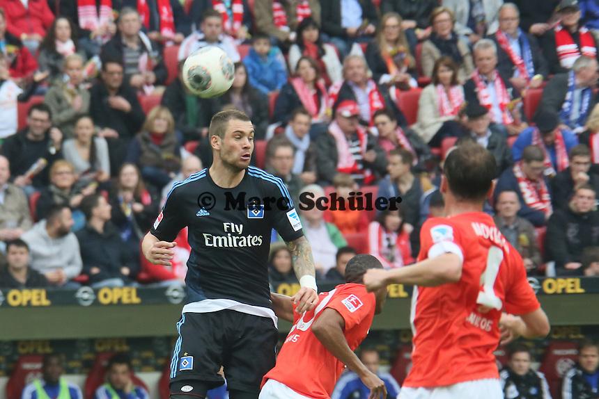 Pierre-Michel Lasogga (HSV) - 1. FSV Mainz 05 vs. Hamburger SV, Coface Arena, 34. Spieltag