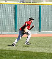 Gerardo Parra - Arizona Diamondbacks - 2009 spring training.Photo by:  Bill Mitchell/Four Seam Images