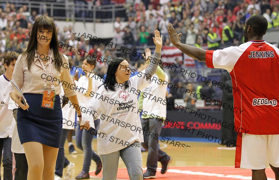 Kosarka Euroleague season 2013-2014<br /> Euroleague<br /> Crvena zvezda v Maccabi Tel Aviv<br /> Charles Jenkins<br /> Beograd, 28.11.2013.<br /> foto: Srdjan Stevanovic/Starsportphoto &copy;