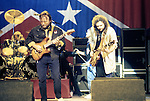 Lynyrd Skynyrd- Artimus Pyle, Ed King & Gary Rossington 1987 Los Angeles.