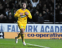 21/12/2008  Copyright Pic: James Stewart.File Name : sct_jspa08_falkirk_v_celtic.SCOTT MCDONALD CELEBRATES AFTER HE SCORES CELTIC'S THIRD.James Stewart Photo Agency 19 Carronlea Drive, Falkirk. FK2 8DN      Vat Reg No. 607 6932 25.Studio      : +44 (0)1324 611191 .Mobile      : +44 (0)7721 416997.E-mail  :  jim@jspa.co.uk.If you require further information then contact Jim Stewart on any of the numbers above.........