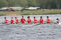 J16 8+  Wallingford Regatta 2017