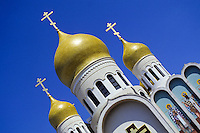 The Holy Virgin Cathedral of the Russian Orthodox Church, San Francisco, California, USA