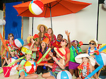 Girl Scout Beach Party 2015