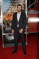 "LOS ANGELES - OCT 8:  Geoff Stults at the ""Only The Brave"" World Premiere at the Village Theater on October 8, 2017 in Westwood, CA"