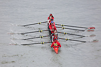 Crew: 155   Lady Margaret Boat Club A   Intermediate<br /> <br /> Women's Eights Head of the River (WEHoRR) 2018<br /> <br /> To purchase this photo, or to see pricing information for Prints and Downloads, click the blue 'Add to Cart' button at the top-right of the page.