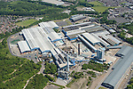 Pilkington Cowley Hill Works, St Helens from the Air