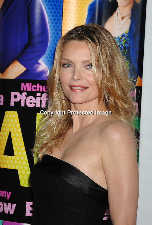 """Michelle Pfeiffer..arriving at the New York Premiere of """"Hairspray"""" on         July 16, 2007 at The Ziegfeld Theatre. ..Robin Platzer, Twin Images......212-935-0770"""