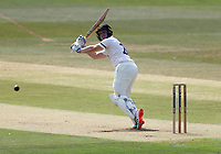 Ben Brown hits out for Sussex during Kent CCC vs Sussex CCC, Bob Willis Trophy Cricket at The Spitfire Ground on 9th August 2020