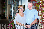 Dj and Eileen Fleming St Brendans Place Killarneycelebrated their birthday and anniversary with their family and friends in the Bauefort bar on Saturday night
