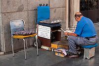 Madrid - Empieza por Zapatos, Gran Via