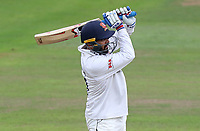 Murali Vijay of Essex hits out during Nottinghamshire CCC vs Essex CCC, Specsavers County Championship Division 1 Cricket at Trent Bridge on 10th September 2018