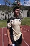 Cuidad   de Itagui entrenamiento con su nuevo tecnico Jorge Bernal para la temporada copa postobon 2013