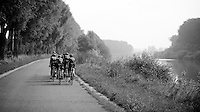 training in Flanders with Team RaphaCondorJLT